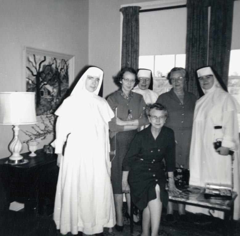 flannery o'connor mother