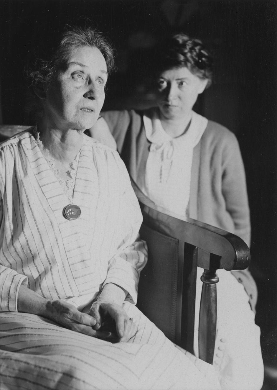 marianne moore and mother