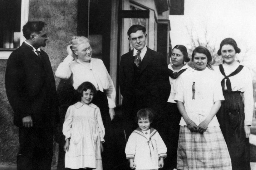 hemingway family