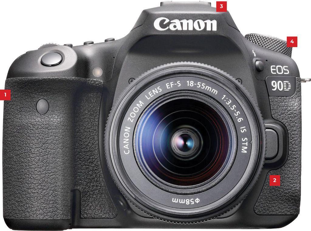 Canon Eos 90d Scribd
