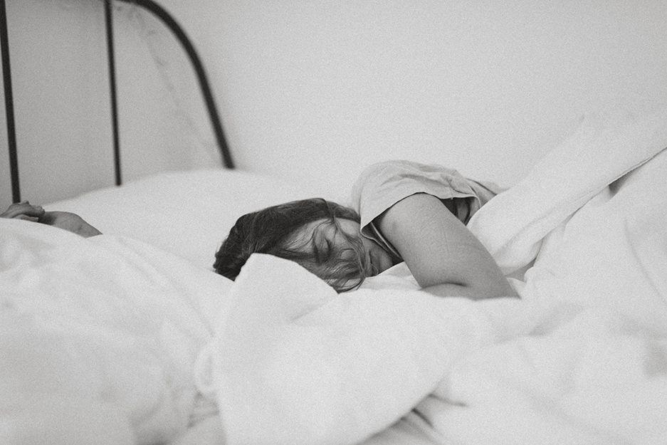 Sleep aids to stay rested.