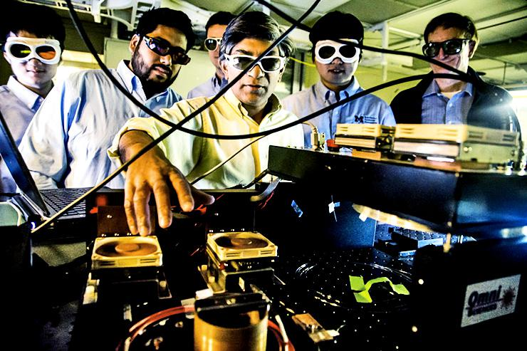 chemical detector team