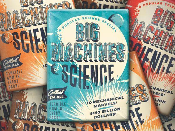 big machines of science