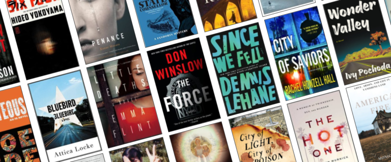 Favorite Crime Reads 2017