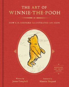 James Campbell The Art of Winnie the Pooh