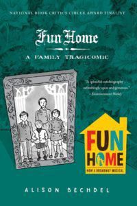 Fun Home, Alison Bechdel