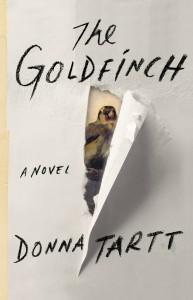Dona Tartt, The Goldfinch