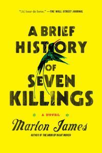 a brief history of seven killings marlon james