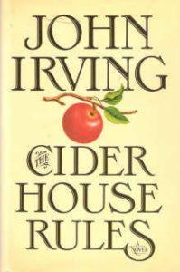 john irving cider house rules