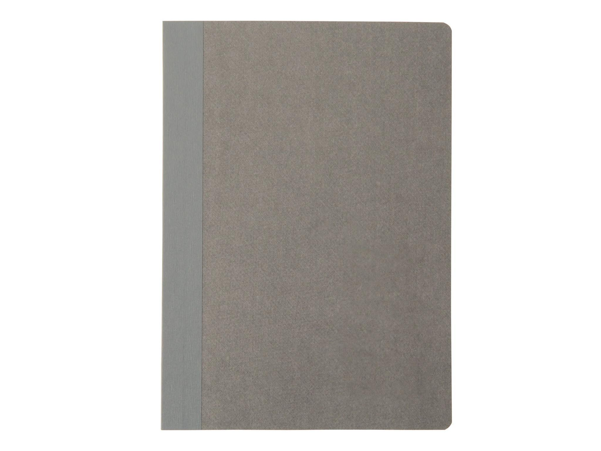 Affordable and smartly designed, this notebook is ideal for packing in a school bagMuji
