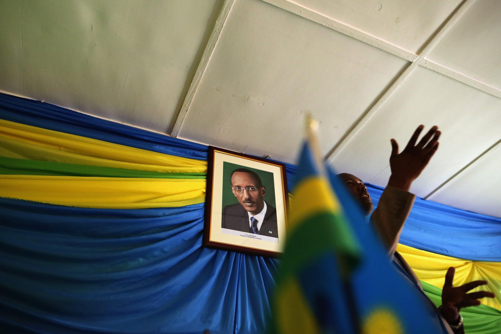 As Rwanda's president Paul Kagame—an ethnic Tutsi who has been in power since 2000—runs for another seven-year term, many Rwandans, particularly ethnic Hutus worry their country is turning into a one-party state, claiming their government that is crushing dissent ahead of the election. Following a 2015 referendum to extend term limits, Kagame can now legally remain in power until 2034.