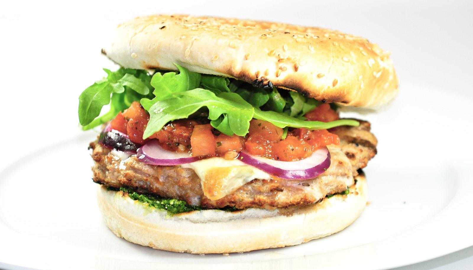 turkey burger - carbon footprint