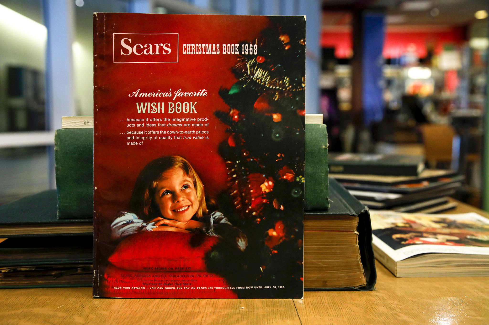 Sears Christmas Photos.Unsung The Sears Wish Book A Ghost Of Christmas Past Scribd