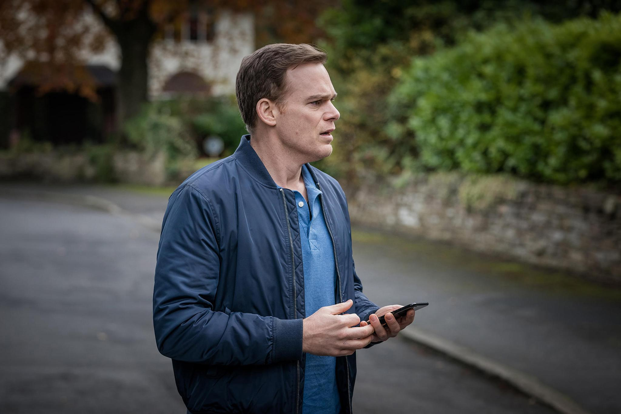 Mysteries Abound In The New Michael C  Hall Series 'Safe' On