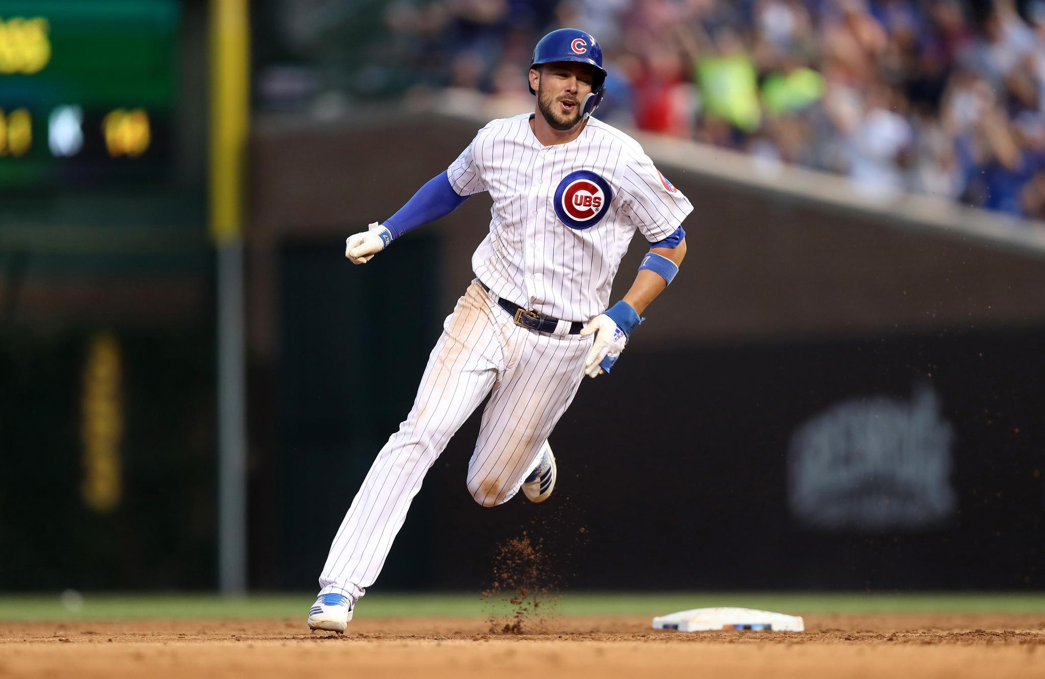 Cubs' Kris Bryant Still Not Swinging A Bat But Will Begin Doing 'Baseball  Stuff' This Week   Scribd