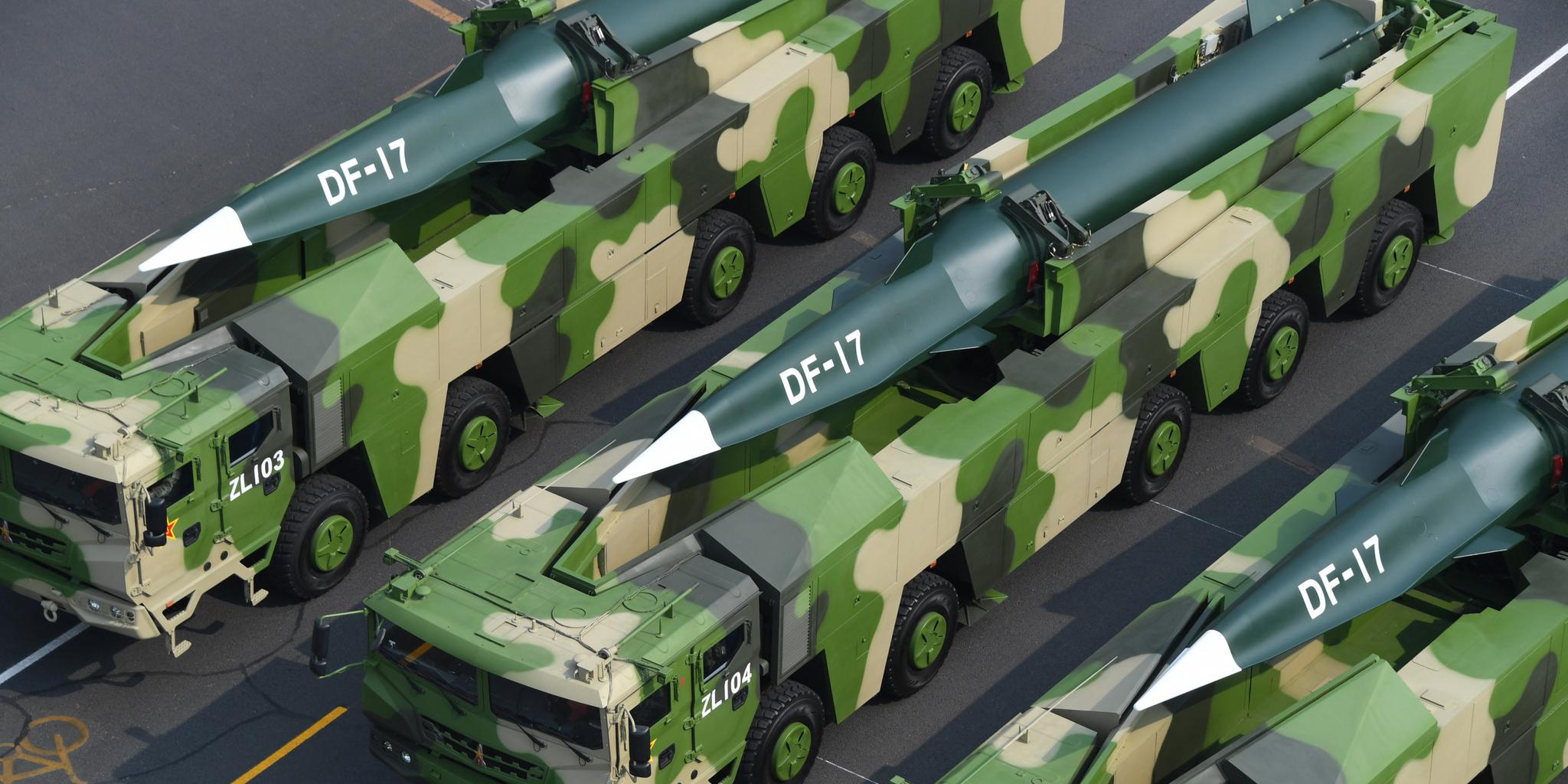 """The Carrier Killers Why China's hypersonic missiles are a """"holy s**t moment"""" for the U.S. military"""
