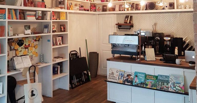 Cafe con Libros