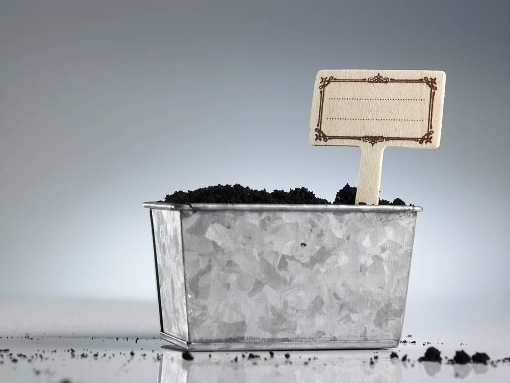 blank name in pot
