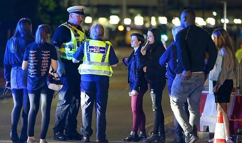 British Police Confirm 22 People Dead After Explosion At Manchester