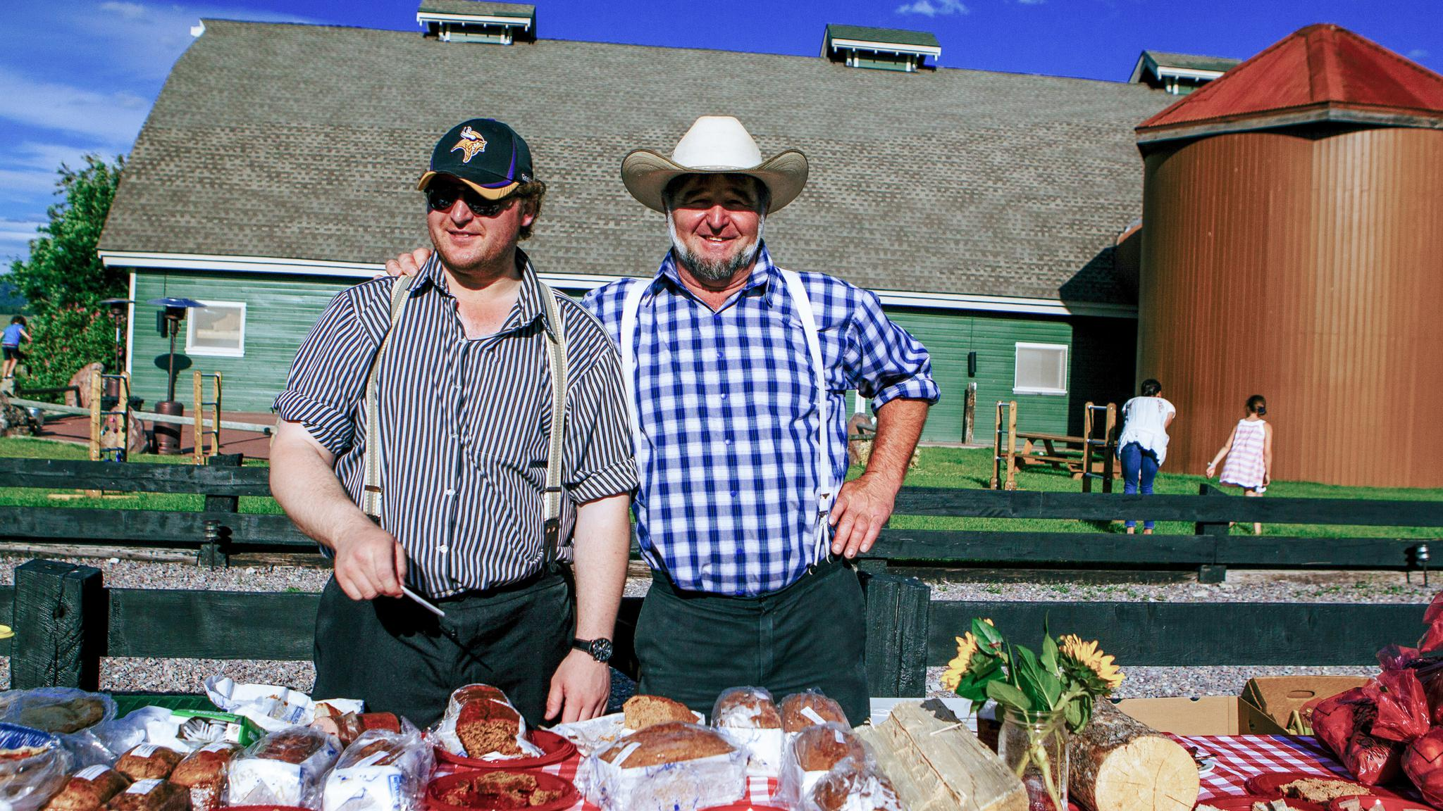 Hutterites: The Small Religious Colonies Entwined With