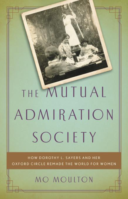 The Mutual Admiration Society by Basic Books