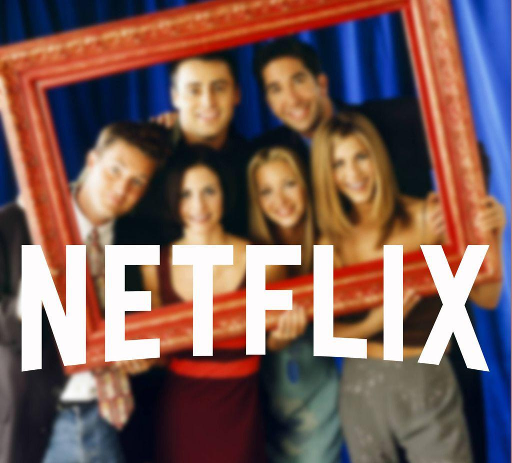 Netflix Maintains High-priced Relationship With 'Friends' | Scribd