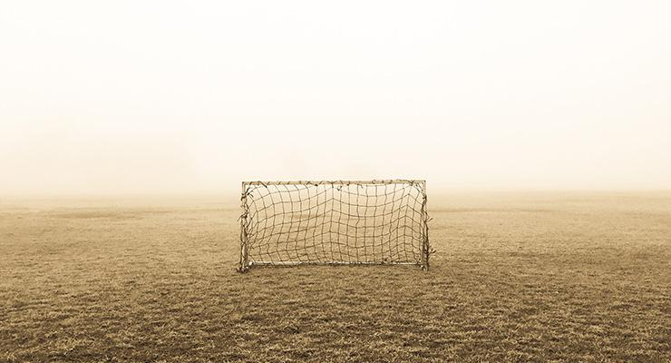 How Sports Change People's Lives: 5 Amazing Stories, by Justin Osborne. Photograph of youth soccer goal by Glen Carrie