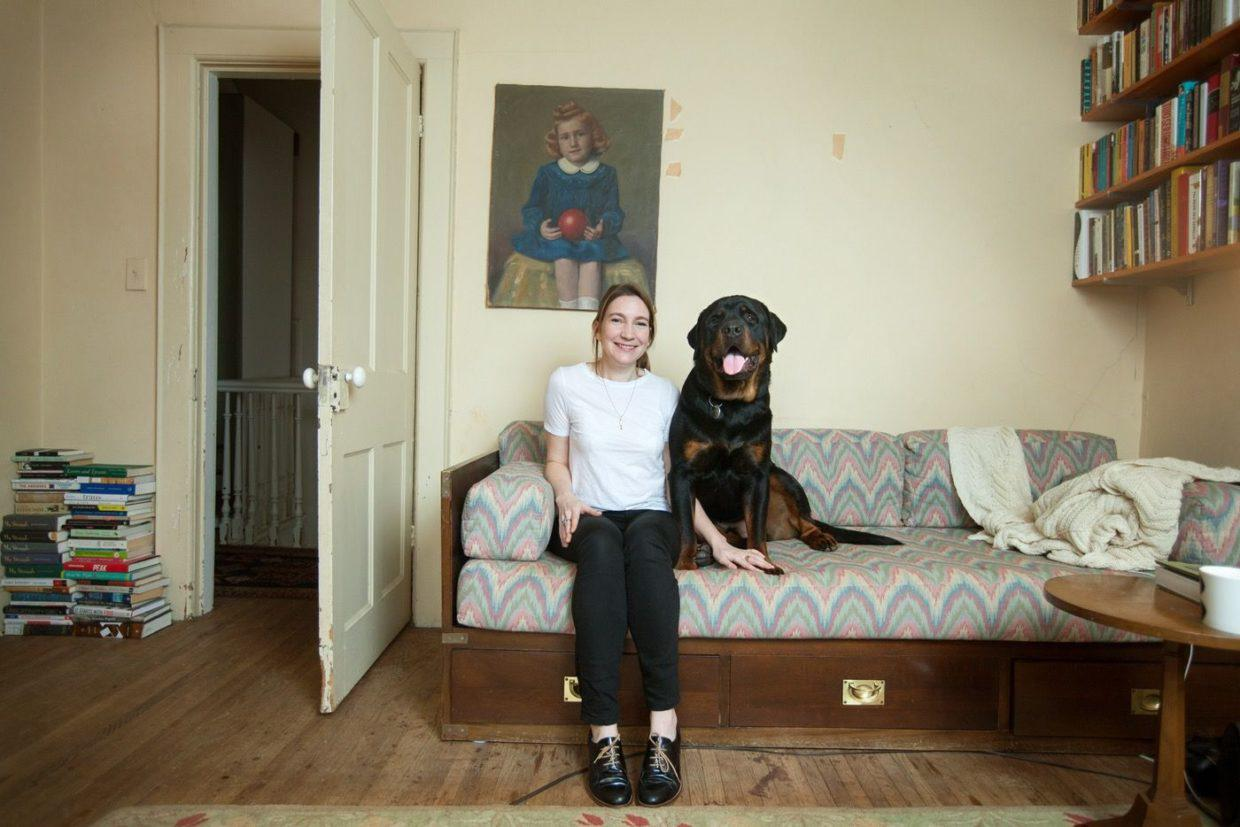sheila heti dog office