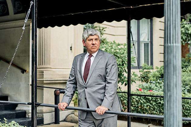 Michael Sherman is the chief medical officer at Harvard Pilgrim Health Care, a nonprofit insurer in Massachusetts and one of the insurers to most aggressively try so-called outcomes-based contracts. (Tony Luong for The New York Times)