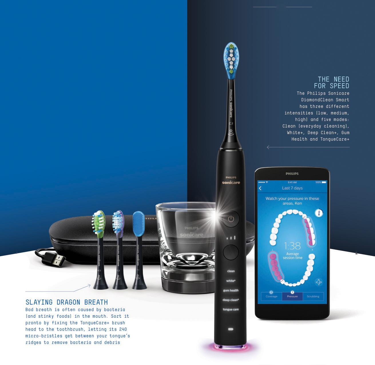 philips sonicare diamondclean smart scribd. Black Bedroom Furniture Sets. Home Design Ideas