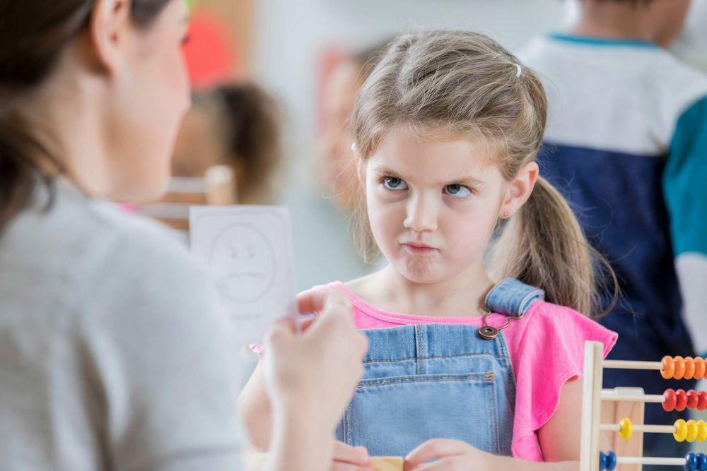 teacher angry student school
