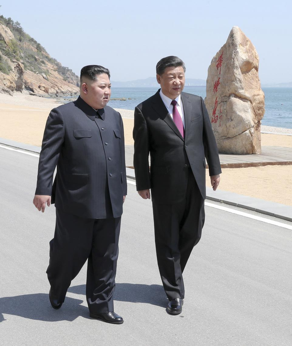 Image result for kim jong un second surprise visit to china