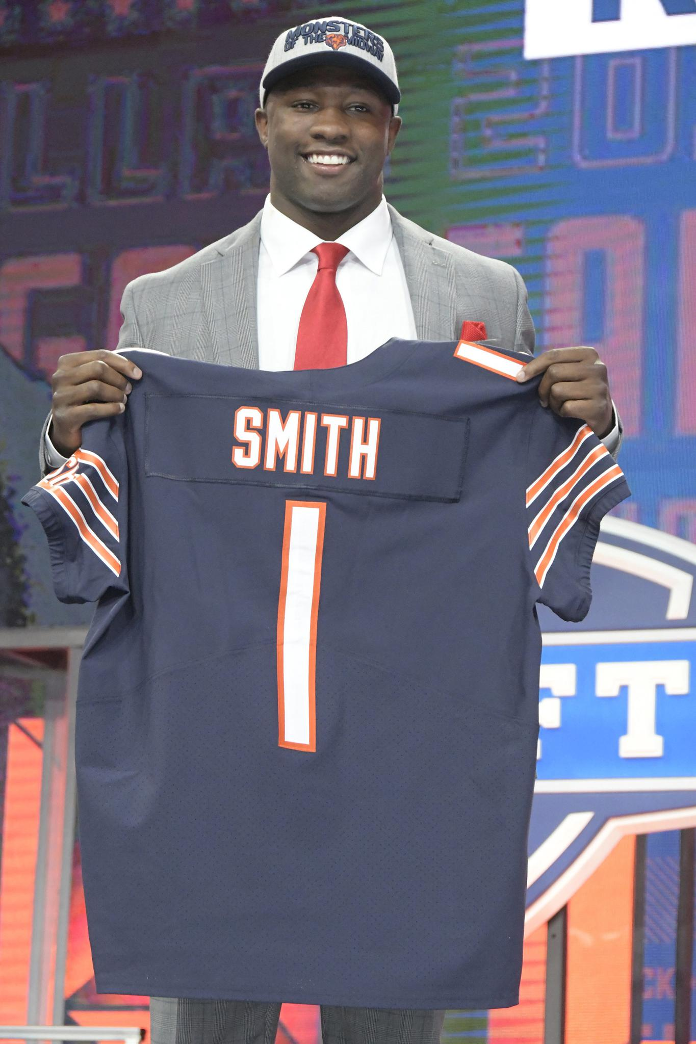 Brian Urlacher On Roquan Smith's Holdout: 'I Told My Agent