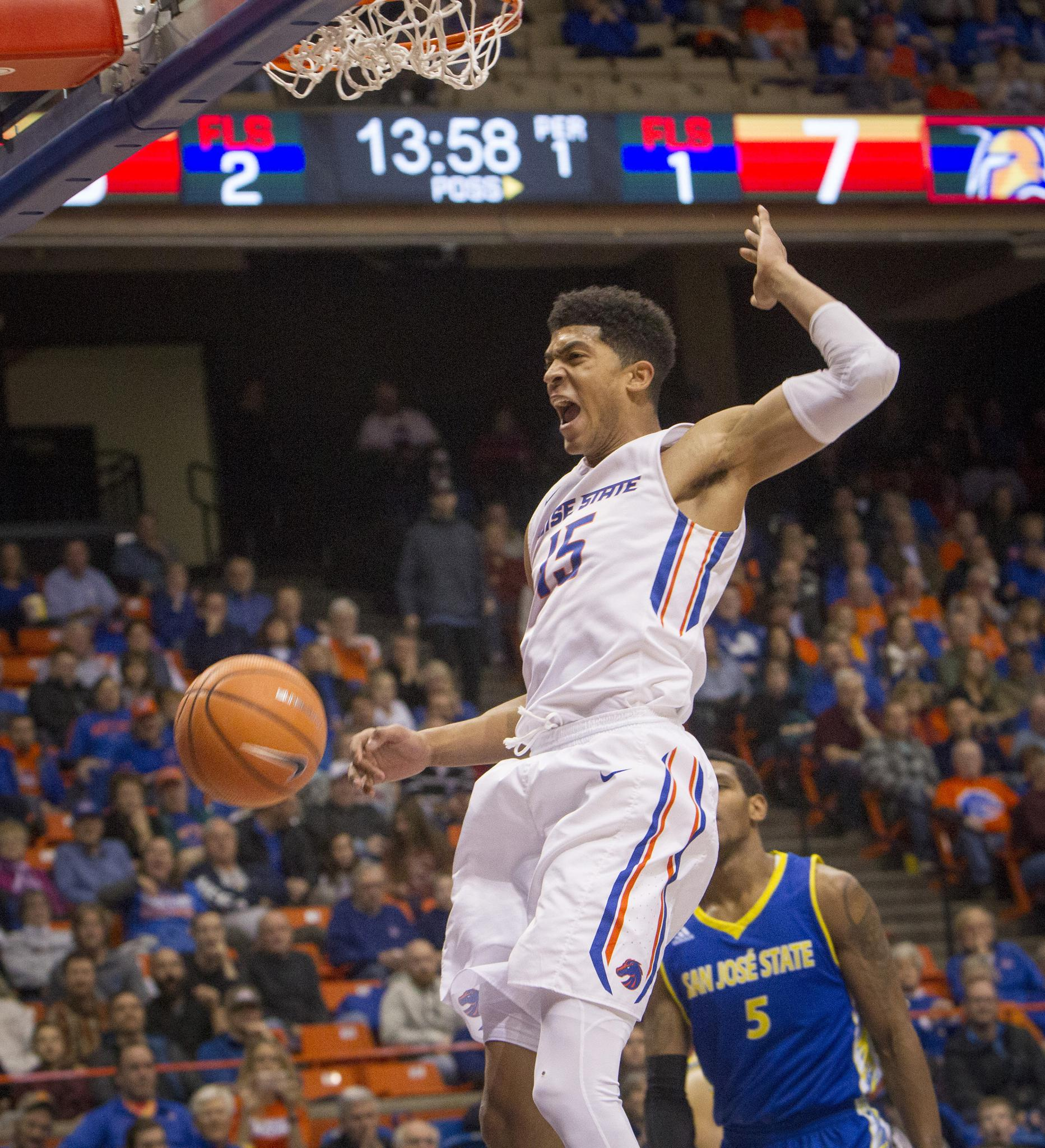 dcfc52a4a Bulls Select Boise State s Chandler Hutchison With No. 22 Pick In Draft