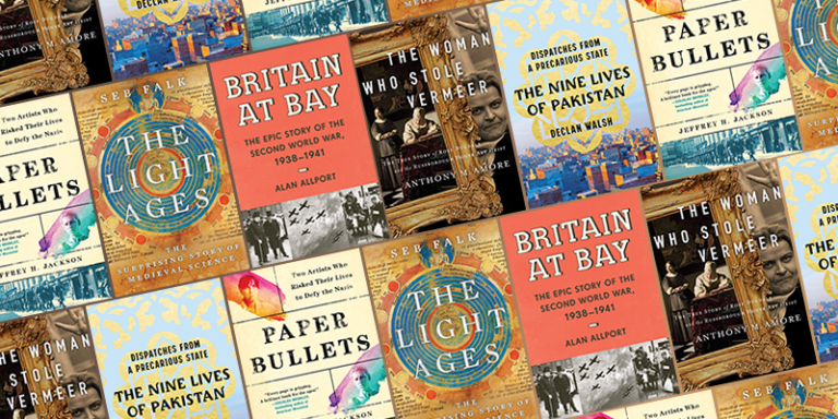 nov best reviewed history and politics