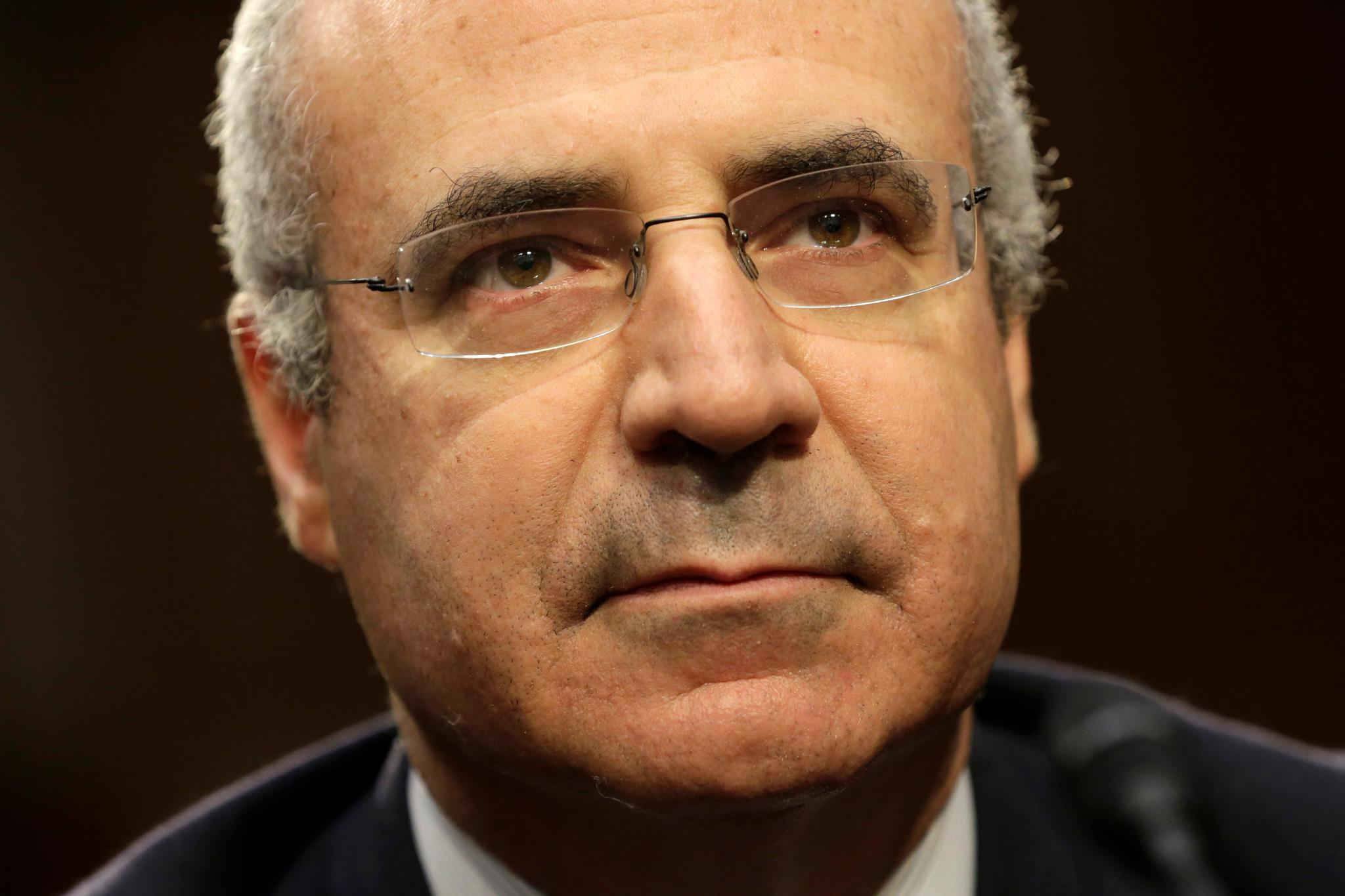 Hermitage Capital CEO William Browder testifies before the Senate Judiciary Committee on July 27 about Russian meddling in the 2016 presidential election. He spoke about the June 2016 meeting that Donald Trump Jr. had with a Russian lawyer and other participants.