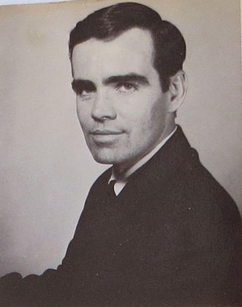 Cormac McCarthy first author photo
