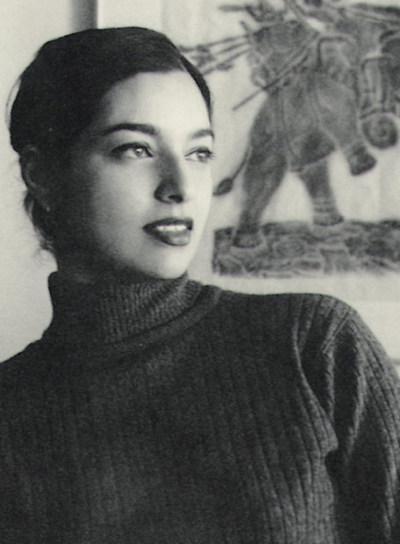 Jhumpa Lahiri first author photo
