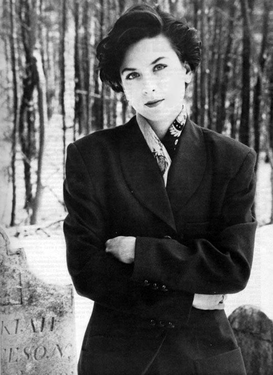 Donna Tartt first author photo