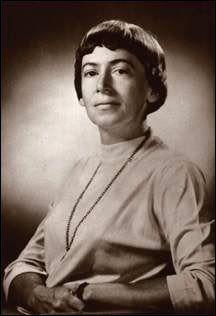 ursula k le guin early author photo