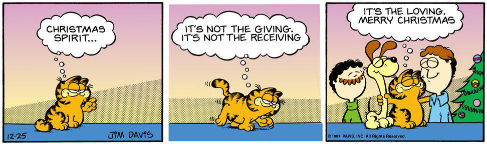 Read Garfield The Cartoon Cat Turns 40 How His Creator Brings The Lovable If Lazy Character To Life Online