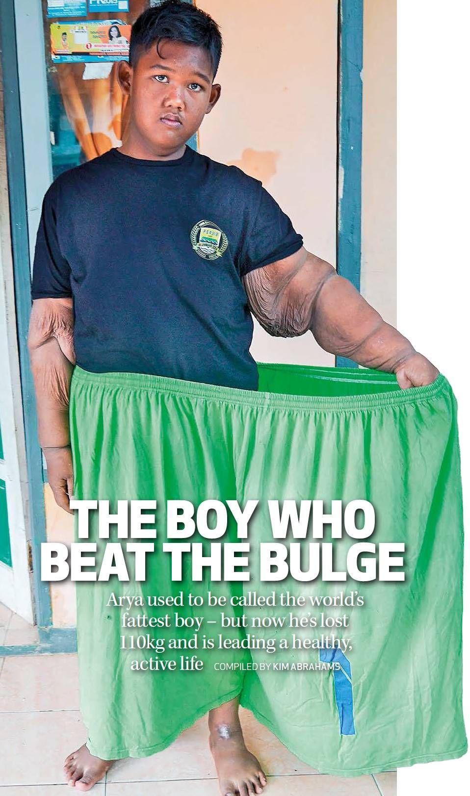 Bulge boy Bulge