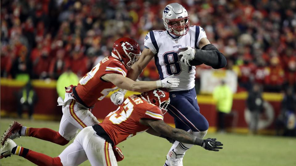 Rob Gronkowski And The Cost Of Greatness Scribd