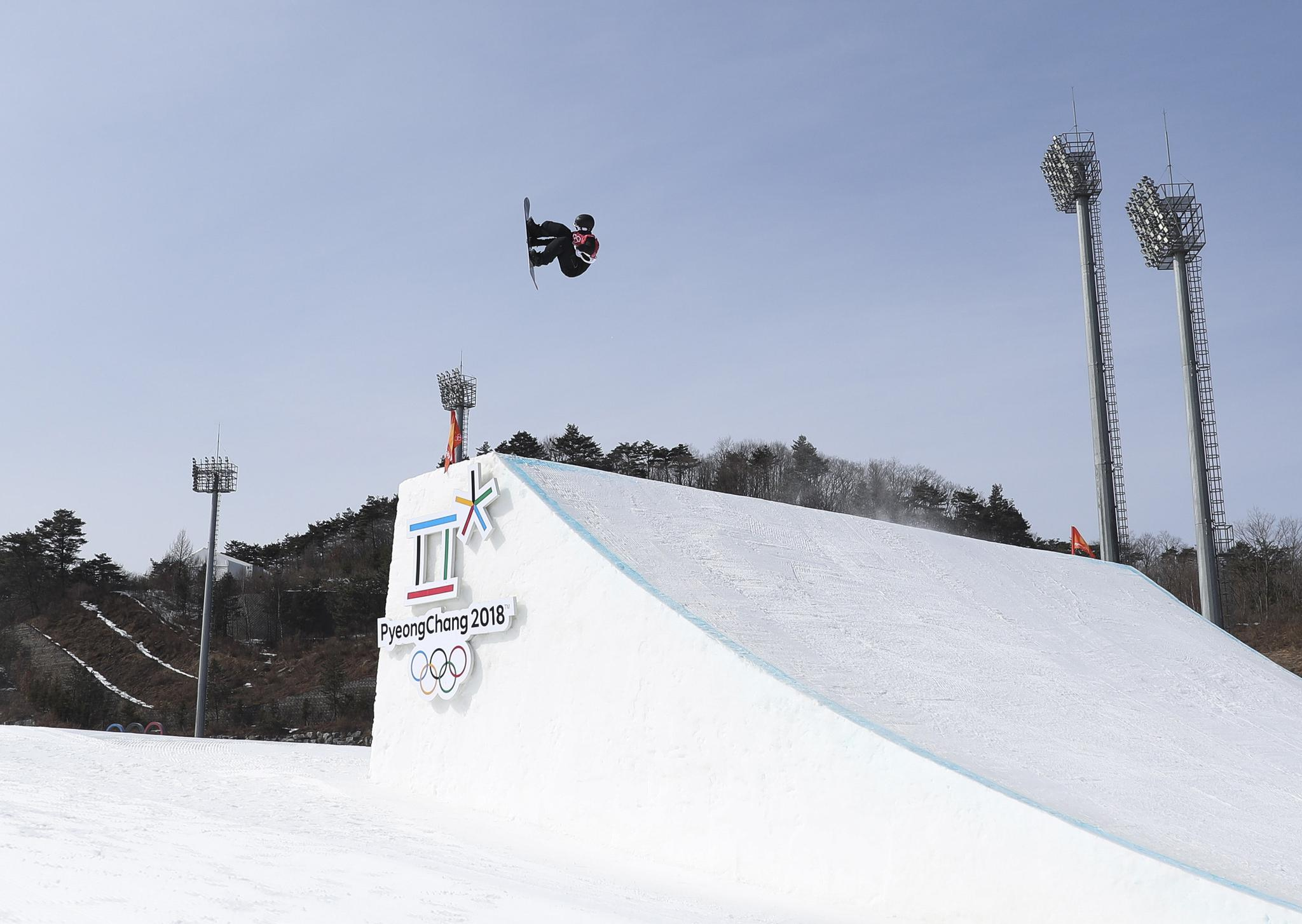 6ab13b81b789 Olympics  New Big Air Snowboarding Takes Extreme Sports To The Extreme —  And The Athletes Are Scared