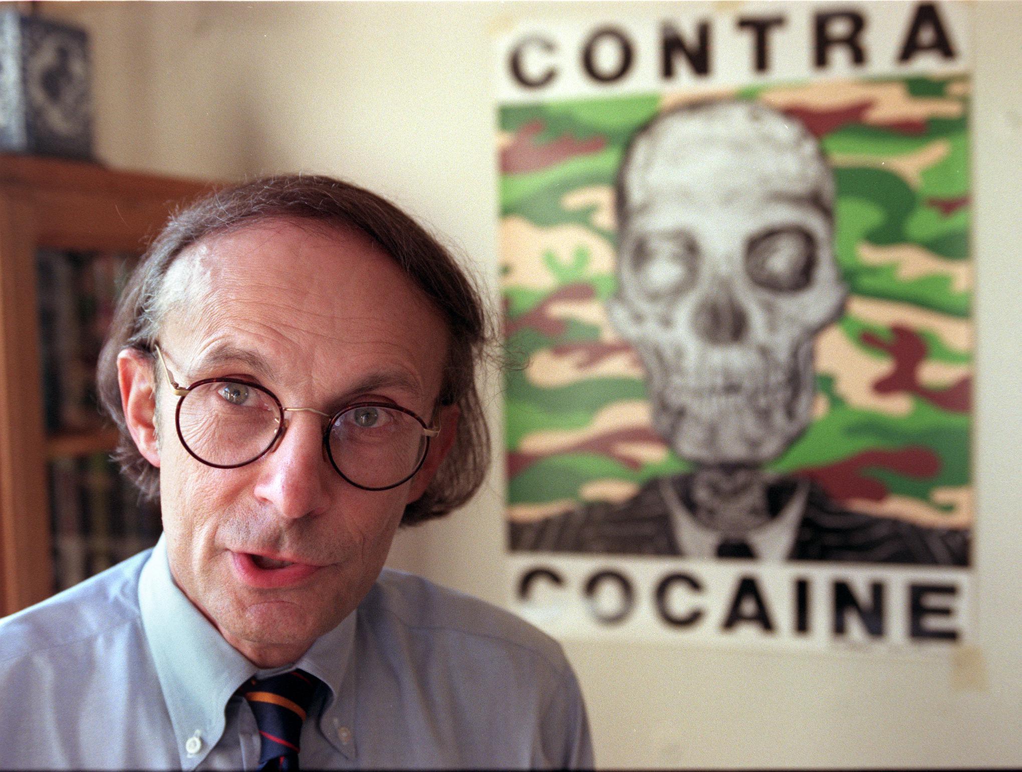 Ron K. Siegel over designerdrugs