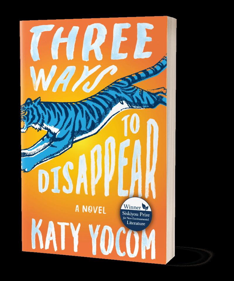 Three Ways to Disappear by Katy Yocom