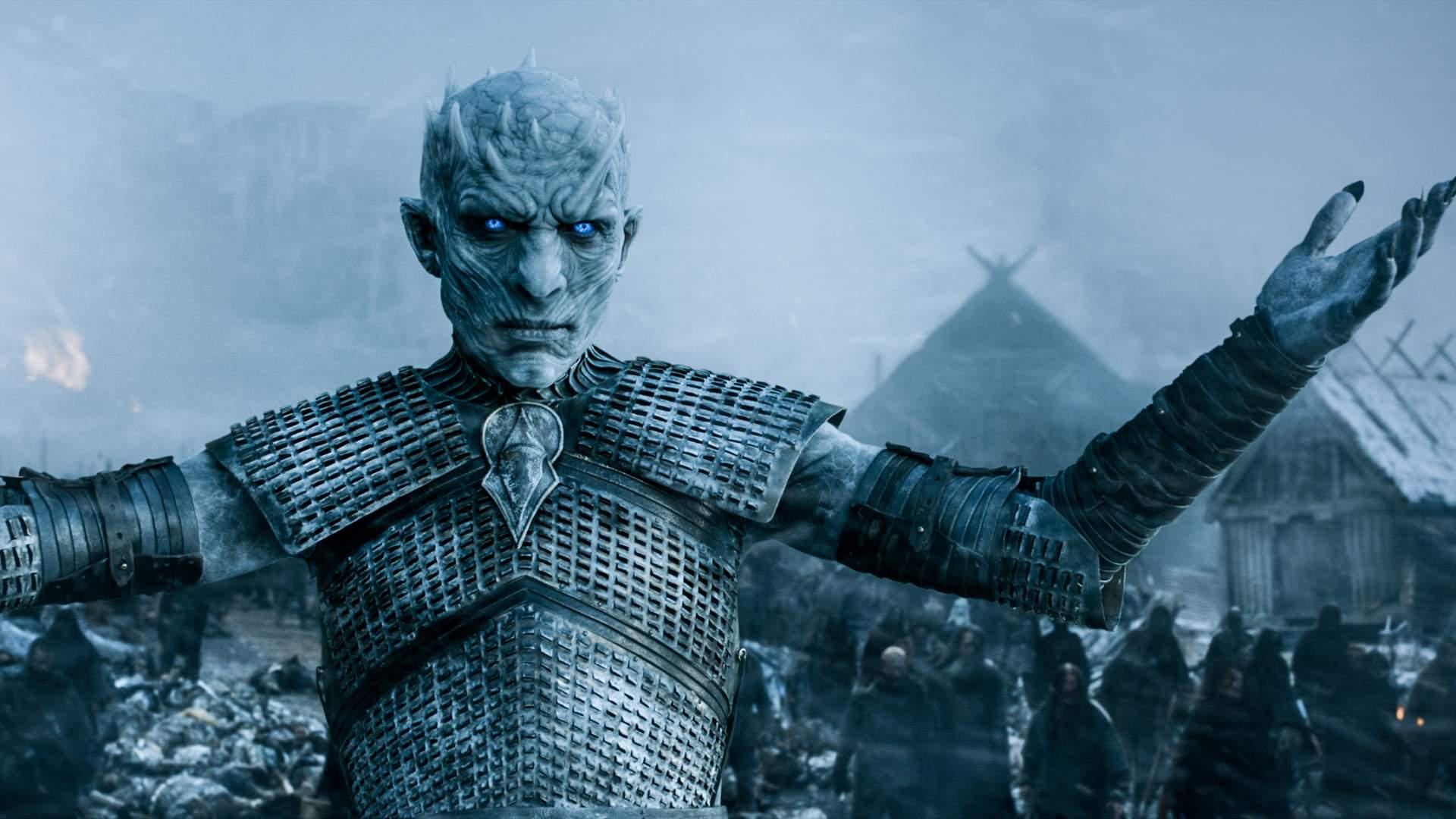 Read The Night King From Game Of Thrones Says He Was Thinking About Cake In The Long Night Online