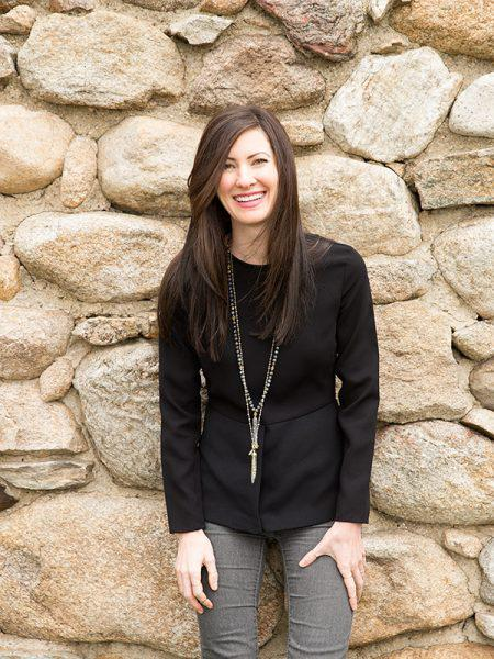 Kelly Brogan, photograph by Bill Miles