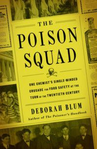 Deborah Blum, The Poison Squad