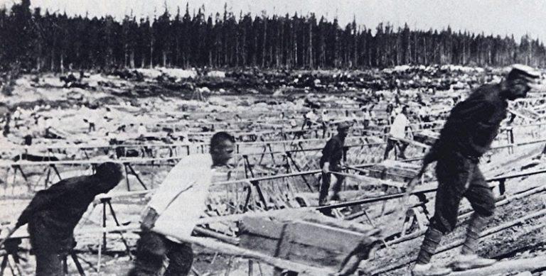 Julius Margolin. soviet gulag, feature image